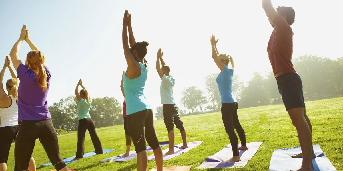 Yoga In the Park – Evening Pop-Up Classes